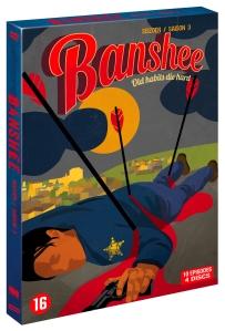 DVD banshee saison 3