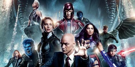 [Test Blu-ray] X-Men –Apocalypse