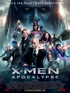 Affiche fr x-men - apocalypse