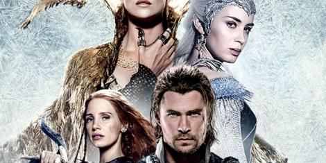 [Test Blu-ray] Le Chasseur et la Reine desGlaces