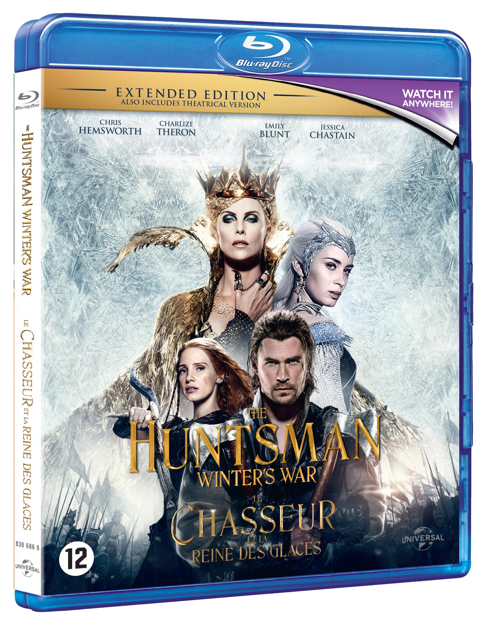 Test Blu Ray Le Chasseur Et La Reine Des Glaces Cinerama