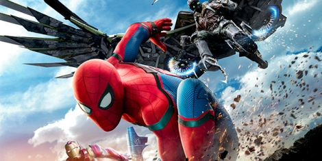 [Test Blu-ray 4K] Spider-Man –Homecoming