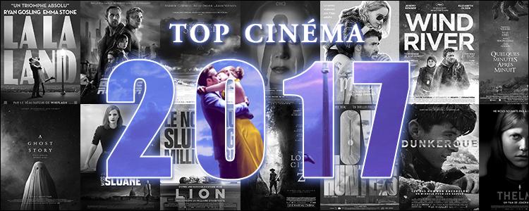 Top cinéma 2017