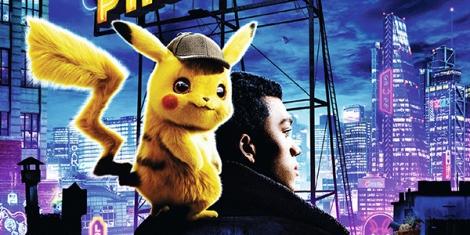 [Test Blu-ray 4K] Pokémon – DétectivePikachu