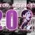 [Classement] Top Actrices2020